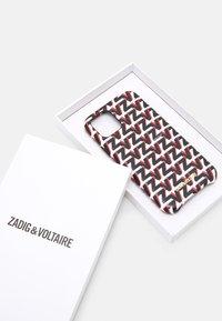 Zadig & Voltaire - INITI IPHONE 11 PRO - Obal na telefon - white - 2