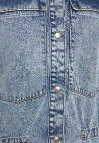 Twist & Tango - DELIZ JACKET - Denim jacket - blue stone - 2
