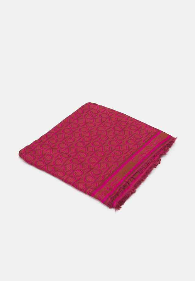 MONO SCARF - Šátek - brown