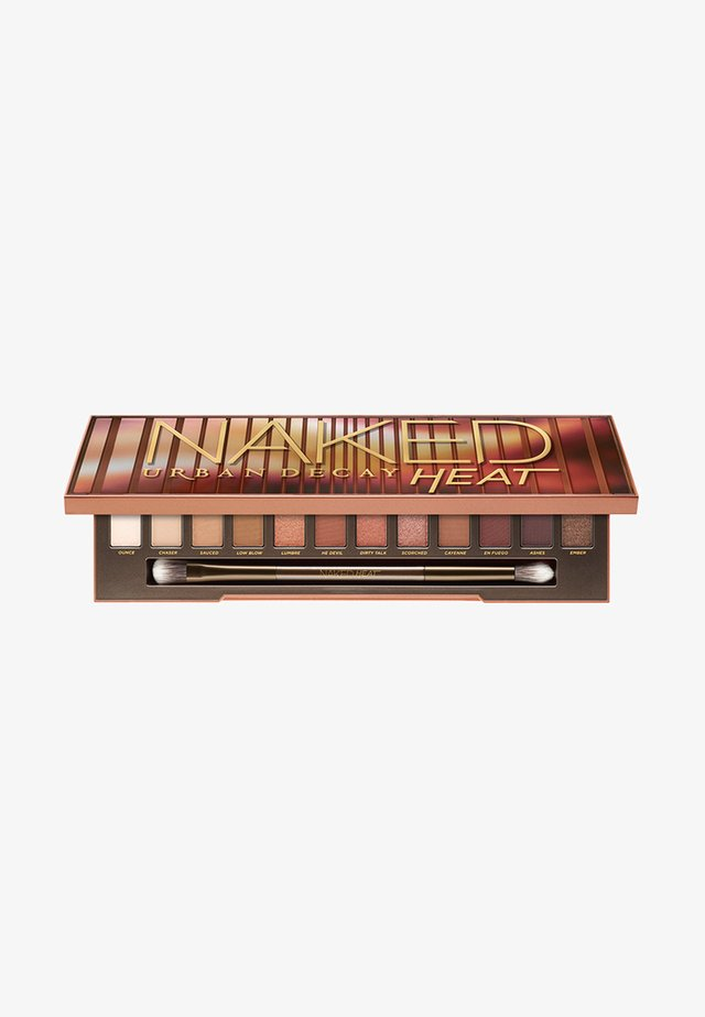 NAKED HEAT PALETTE - Eyeshadow palette - -