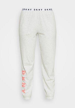 CASUAL FRIDAY - Pyjama bottoms - grey