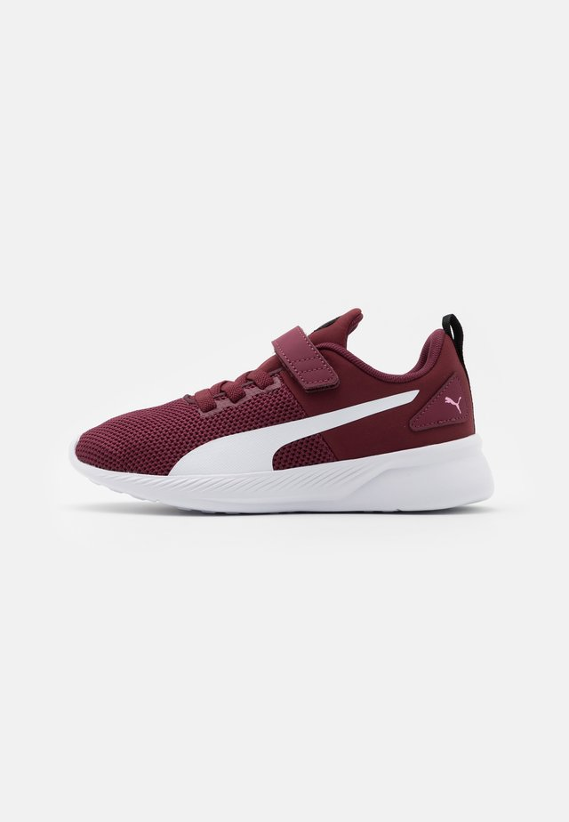 FLYER RUNNER UNISEX - Neutrala löparskor - burgundy/white/pale pink