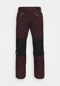 The North Face - ABOUTADAY PANT  - Pantalón de nieve - rootbn/black - 4