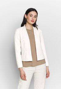 ONLY - ONLRICKS PRETTY - Blazer - whitecap gray - 0