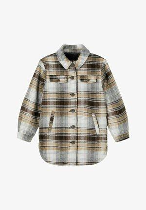 Classic coat - multi-coloured