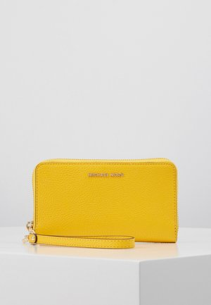 FLAT CASE - Wallet - sunflower
