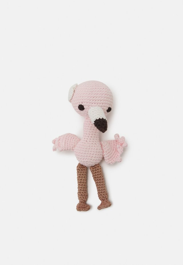 FLAMINGO - Cuddly toy - rosa
