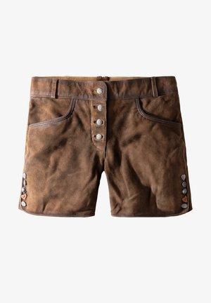 ELENYA - Shorts - stein geäscht