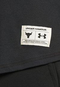 Under Armour - PROJECT ROCK IRON - Linne - black - 5
