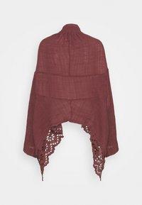 Free People - AMAIRA KIMONO - Summer jacket - washed mauve - 1