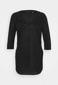 Vero Moda - VMSUPER - Long sleeved top - black - 4