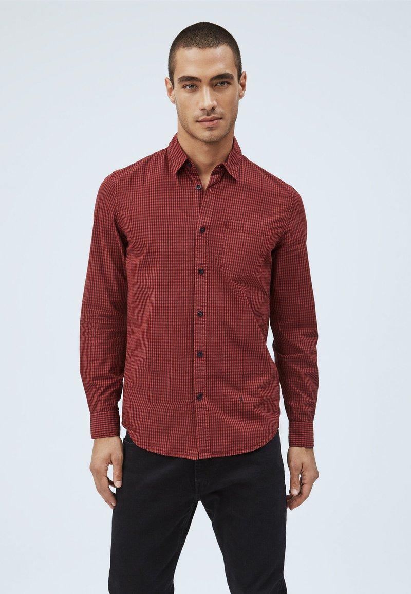 Pepe Jeans - EPSOM - Shirt - garnet