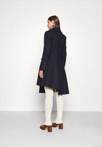 Vivienne Westwood - NUTMEG COAT - Classic coat - navy/black - 2