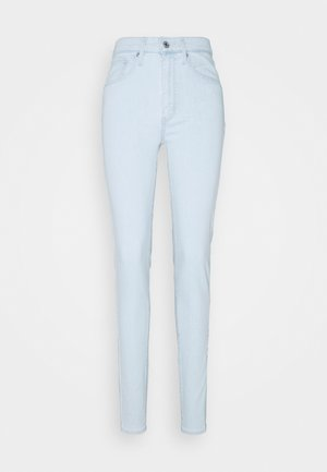 MILE HIGH SUPER SKINNY - Jeans Skinny Fit - light indigo/flat finish