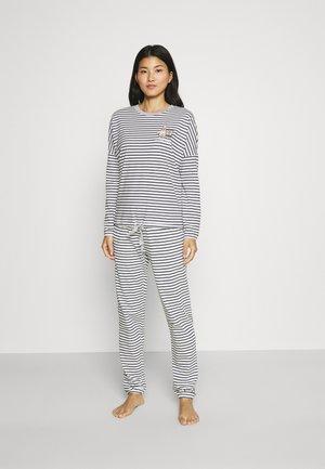 SPONGE BOB LONG PYJAMA SET - Pyjama - ecru