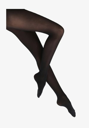 60 DEN WARM UP - Tights - black