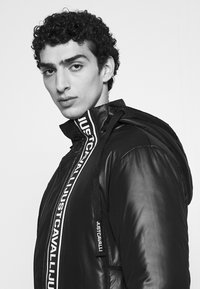 Just Cavalli - KABAN - Winter jacket - black - 5