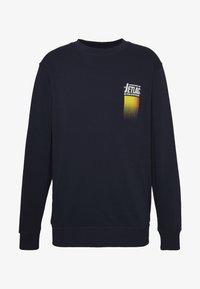Jack & Jones - WANDER  CREW NECK - Sweatshirt - navy blazer - 5
