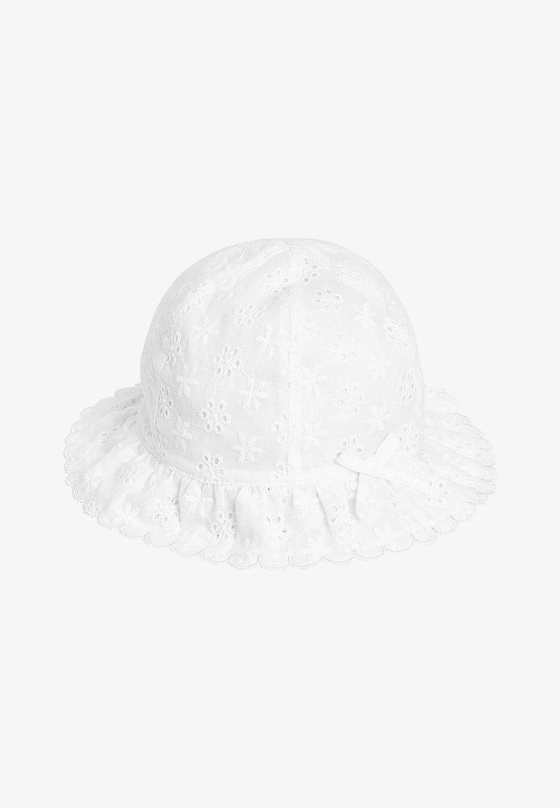 Next - Klobouk - white