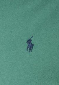 Polo Ralph Lauren - CUSTOM SLIM FIT CREWNECK - Basic T-shirt - seafoam - 5