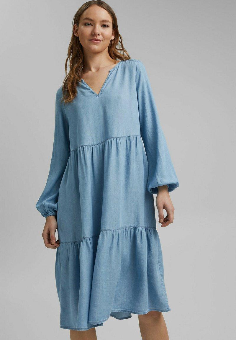 edc by Esprit - Day dress - light blue