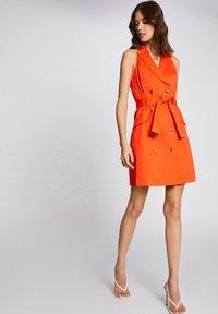 Morgan - Shirt dress - orange - 1