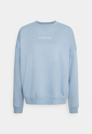 BASIC OVERSIZED - Sweatshirt - powder blue