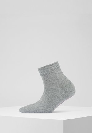 LIGHT CUDDLE PADS  - Socks - m.grey mel