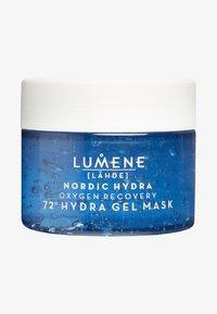 Lumene - NORDIC HYDRA [LÄHDE] OXYGEN RECOVERY 72H HYDRA GEL MASK - Face mask - - - 0