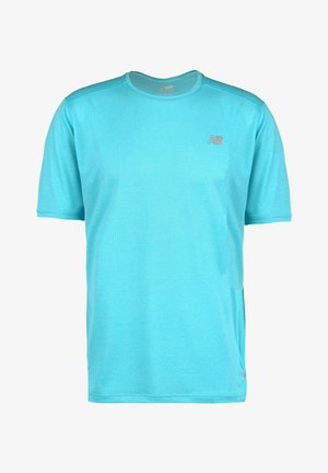 T-shirt de sport - virtual sky heather