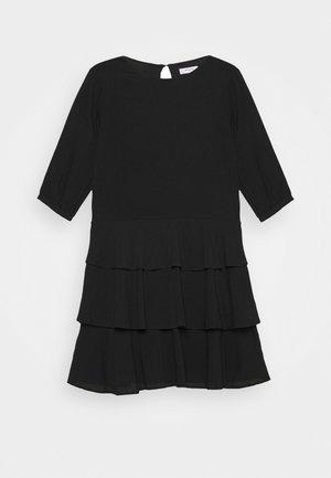VERONA DRESS - Denní šaty - black