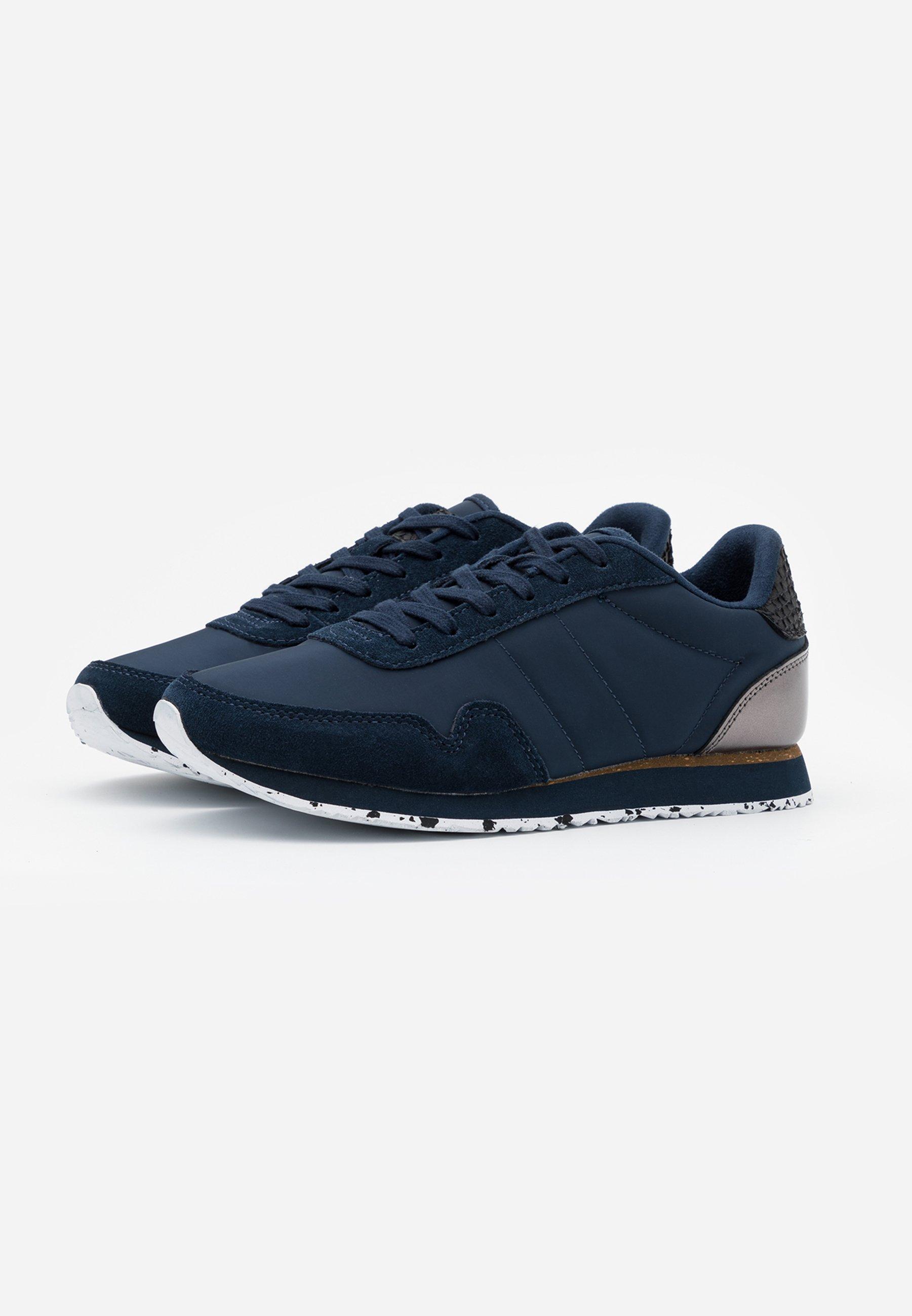 Woden NORA Sneaker low navy/dunkelblau