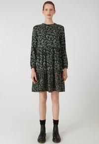 ARMEDANGELS - KAARINA  - Day dress - black - 1