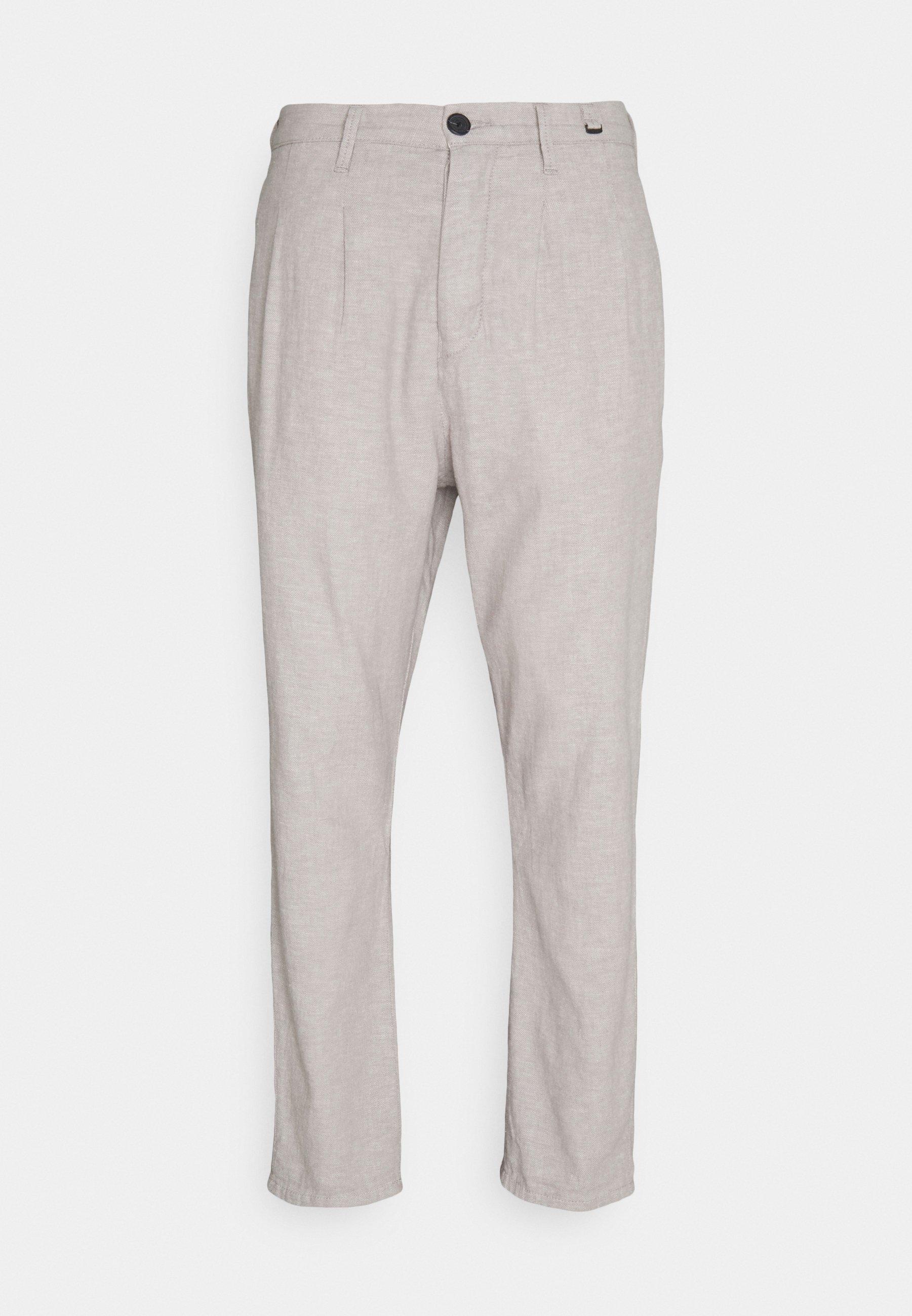 Homme FIRENZE BROKE PANT - Pantalon classique