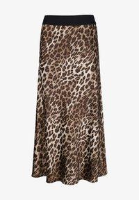 Alba Moda - Maxi skirt - braun,sand,schwarz - 2