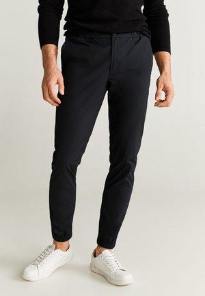 ROMA - Trousers - marineblau