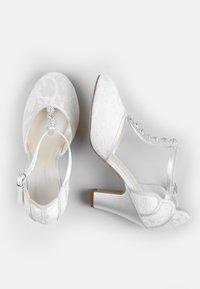 Paradox London Pink - ADELIA - High heeled sandals - white - 2