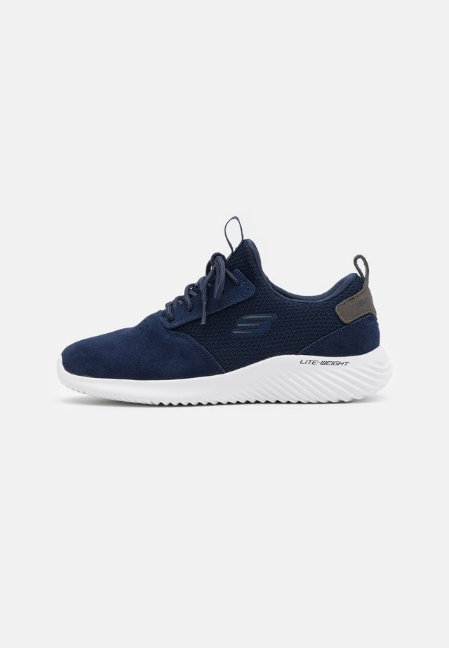BOUNDER - Sneakers basse - navy/charcoal