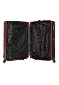 Wittchen - Wheeled suitcase - burgund - 4