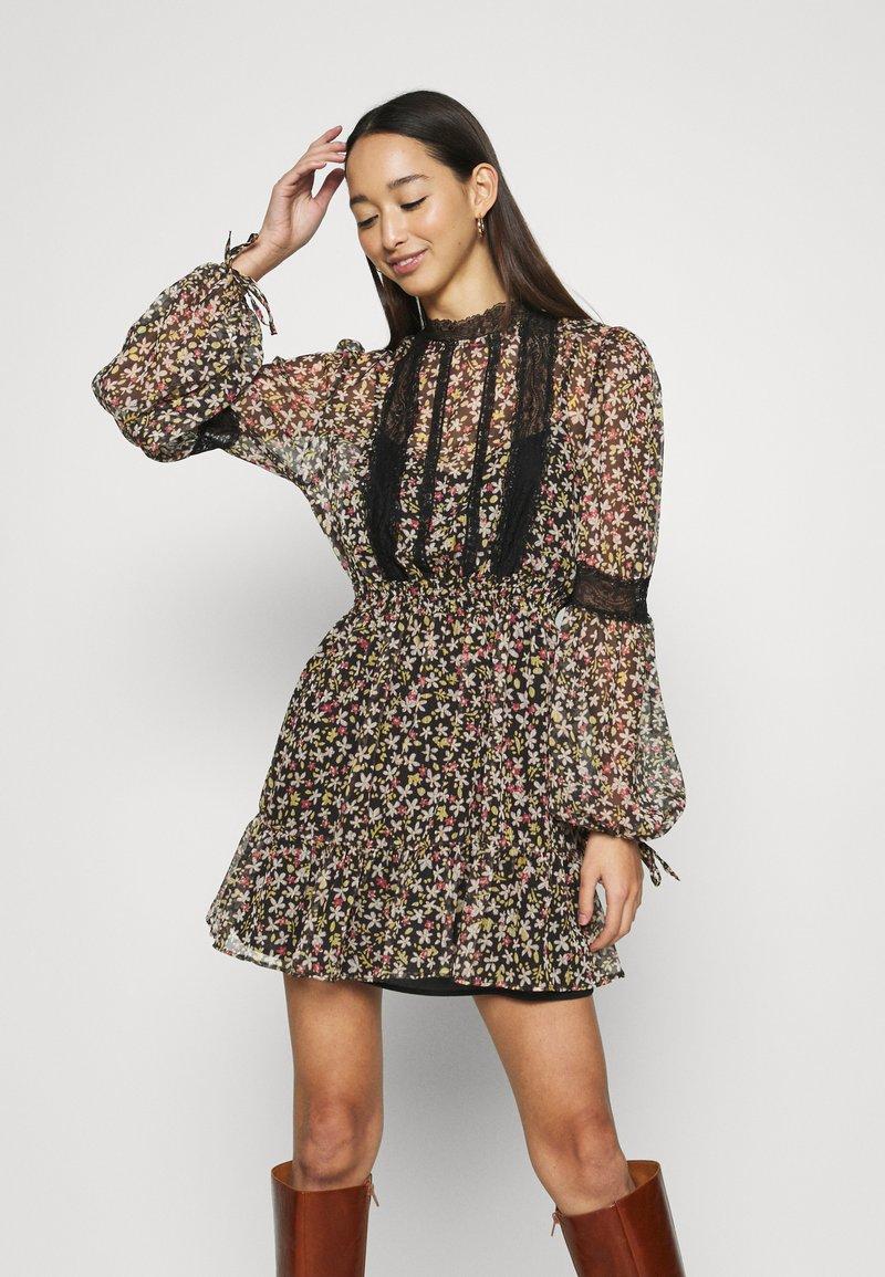 Topshop - Denní šaty - multi