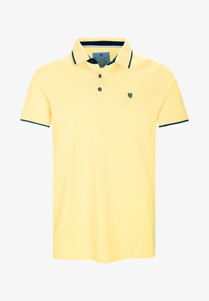 Poloshirt - gelb