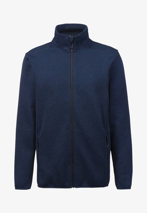 PAREMAN - Fleece jacket - navy