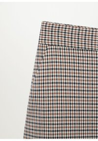 Mango - CHARLOTT - Spódnica mini - hnědá - 5