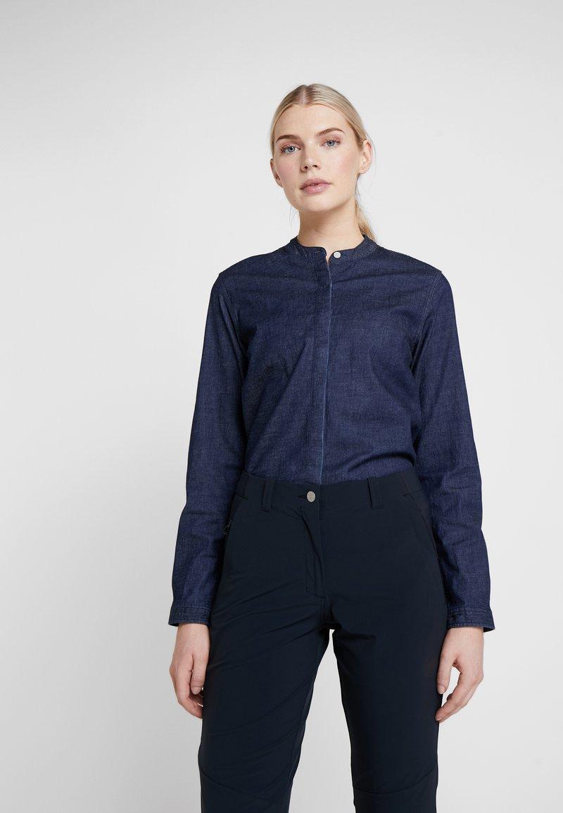 Bergans - OSLO - Košile - dark denim