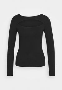 NA-KD - Long sleeved top - black - 4