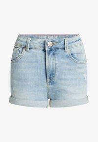 WE Fashion - Denim shorts - blue - 3