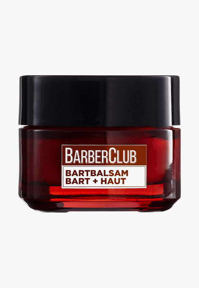 BARBER CLUB BARTBALSAM BART + HAUT - Face cream - -
