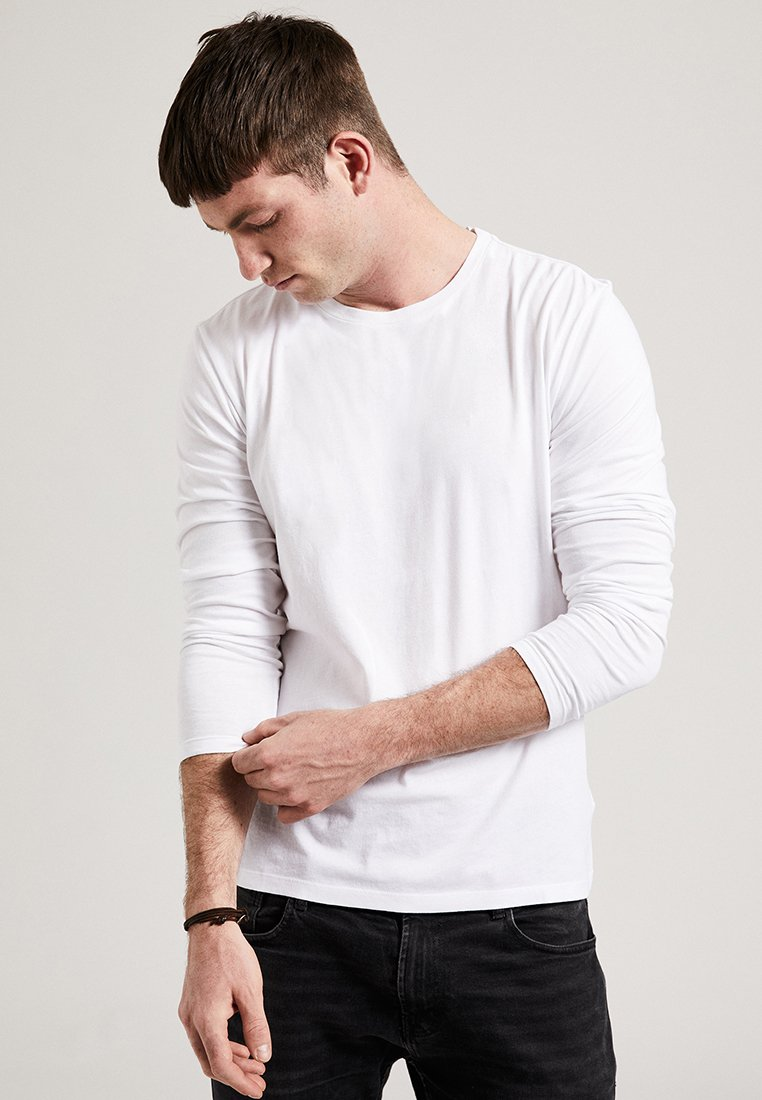 Phyne - T-shirt à manches longues - white