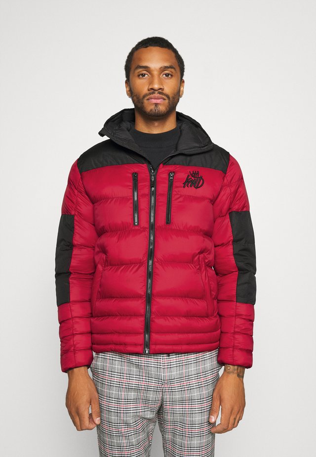 PUFFER JACKET - Summer jacket - red