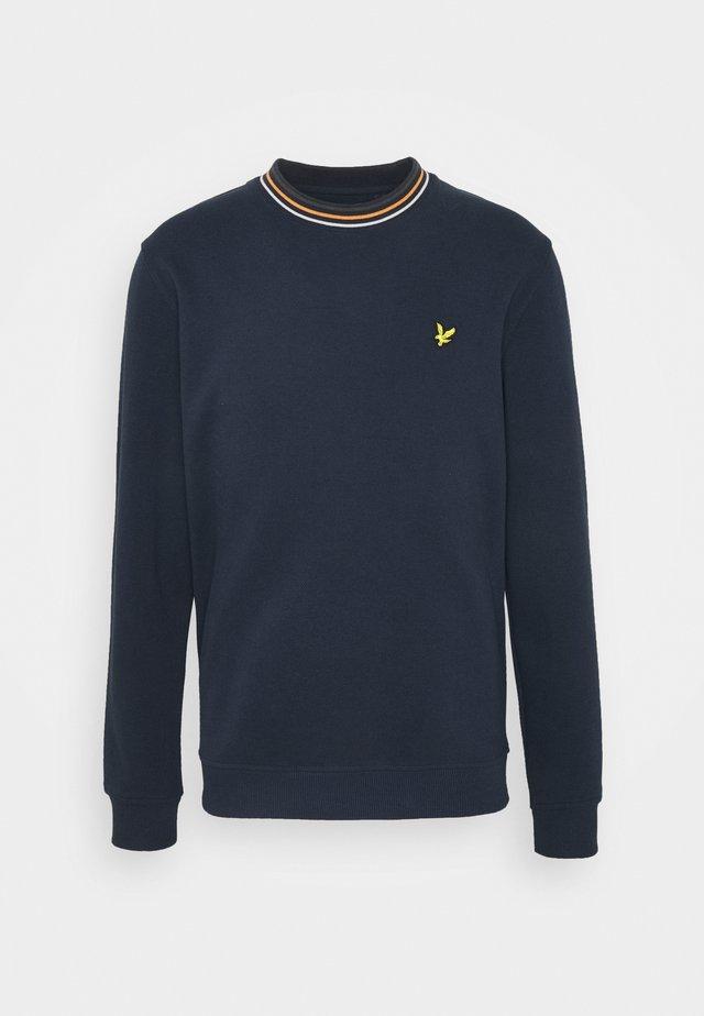 TIPPING - Sweatshirt - dark navy